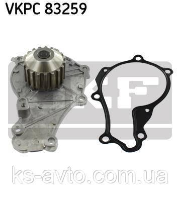 SK VKPC 83259 Помпа воды Berlingo, C2, C3, C4 1.6HDI, FIAT Scudo, FORD Fiesta, Focus 1.6TDCI