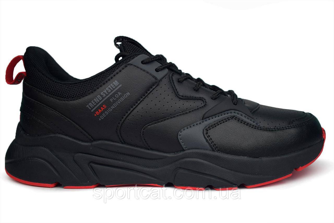 Мужские кроссовки Baas Ploa Р. 41 42 43 44 45 46