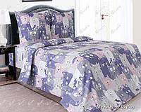 Бязь х / б для постельного белья напечатанная КОТИКИ