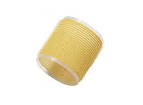 Бигуди-липы желтые ф66мм (6шт/уп)  Comair