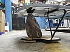 "Смола епоксидна KE ""Slab-660"" - ультрафіолетостійка, вага- 1,24 кг, фото 3"