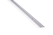 Порожки алюминиевые 5А 0,9 метра дуб белый 3х25мм, фото 3