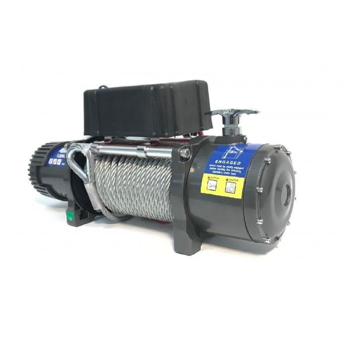 Лебедка электрическая Husar BST 12000 Lbs - 5443 кг 24 В Husar Winch