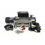 Лебедка электрическая Husar BST 12000 Lbs - 5443 кг 24 В Husar Winch, фото 2