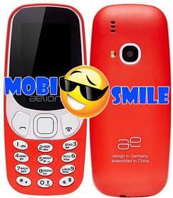 Телефон Aelion A300 Red Гарантия 12 месяцев