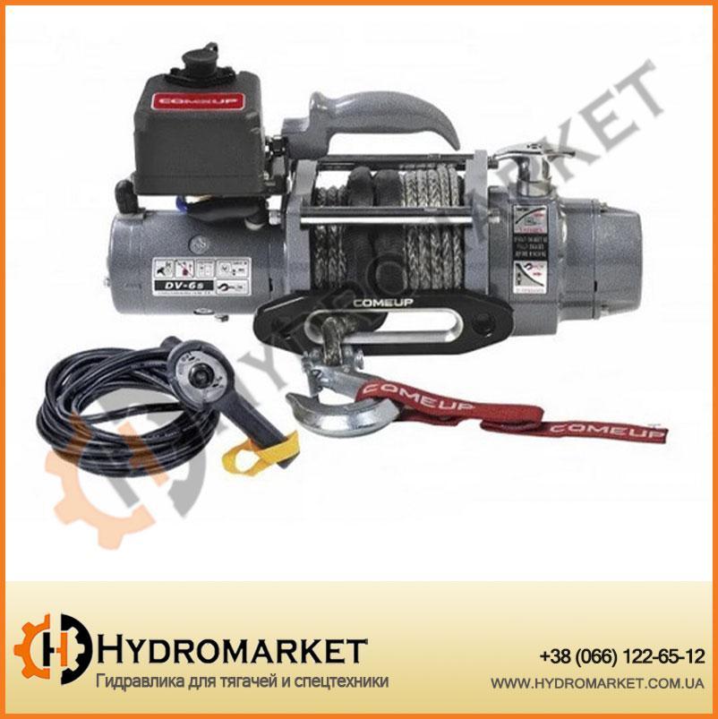 Электрическая лебедка ComeUp DV-6s 12V