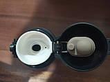 Термос Starbucks zk-b-106, термокружка чорна, фото 6