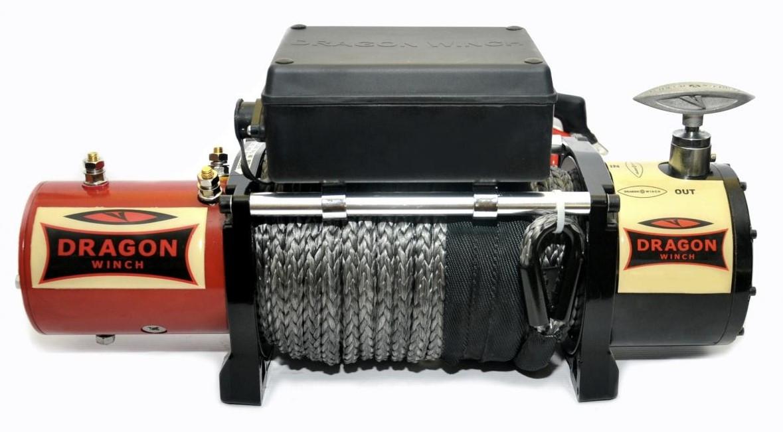 Лебедка автомобильная электрическая Dragon Winch DWM 10000 HD-S
