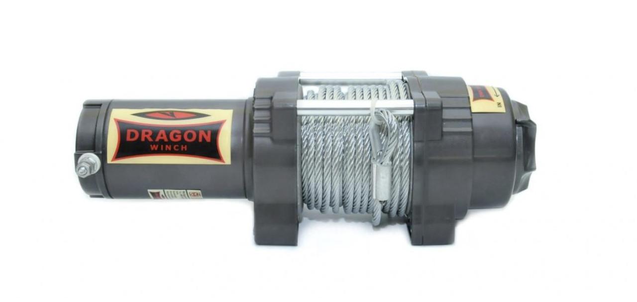 Лебедка автомобильная электрическая Dragon Winch DWH 3000 HD