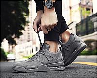 Кроссовки демисезонные низкие, серые в стиле Osiris NYC 40-43рр