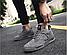 Кроссовки демисезонные низкие, серые в стиле Osiris NYC 40-43рр, фото 6