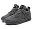 Кроссовки демисезонные низкие, серые в стиле Osiris NYC 40-43рр, фото 7