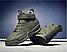 Высокие кроссовки мужские демисезонные, цвет хаки, фото 5
