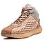Трендовые демисезонные мужские кроссовки, цвет беж, фото 3