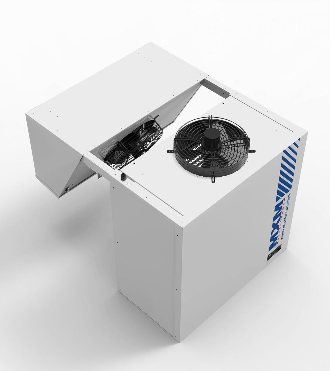Холодильный агрегат для камер MMN338 (-5...+5С) (38м.куб)