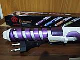 Спиральная плойка Domotec MS 4901   стайлер для завивки волос, фото 4