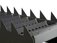 Клавиша соломотряса Laverda 25.50 LXE (Лаверда 25.50 ЛХЕ), ремонт