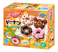 "Японский набор ""Сделай сам"" Kracie Popin Cookin Donuts 38g (пончики)"