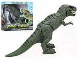 Динозавр игрушечный интерактивный с подвижными деталями, фото 3