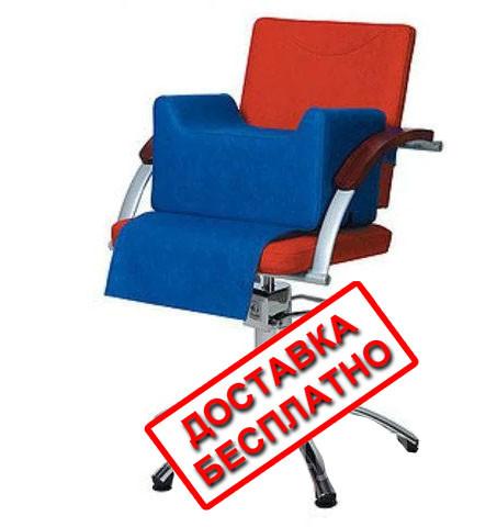 Пуф-підставка на перукарське крісло для дітей VM802 Перукарський пуфик для стрижки дітей