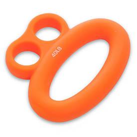 Эспандер кистевой Оранжевый FROG (40LB) FI-5510-40LB
