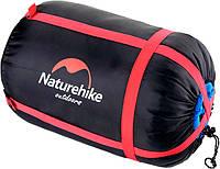 Компрессионный мешок Naturehike M 36х45 см NH60A060-C Black