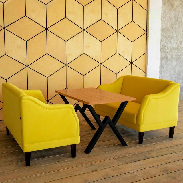 Комплект мягкой мебели для баров
