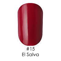 Гель лак Naomi №15 (el salva), 6ml
