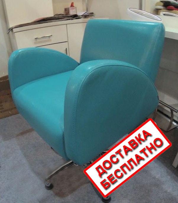 Парикмахерское кресло для салона красоты  AvroraV.M. комплектующие Польша