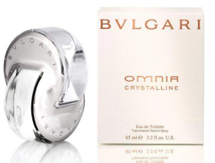 Женская туалетная вода Bvlgari Omnia Crystalline, 65 мл
