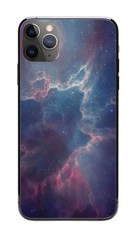 Универсальная пленка на заднюю панель для смартфона Rock Space Космическое пространство (947010), фото 2