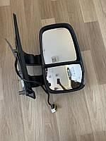 Наружное зеркало IVECO DAILY E4 правое/короткое (кр. електро+подогрев) (5801367641)