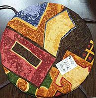 Подушка на стул круглая D30х2 см в ассортименте