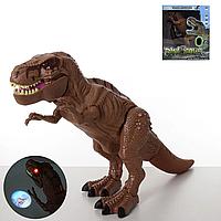 Динозавр Рекс игрушечный интерактивный с подвижными деталями