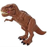 Динозавр игрушечный интерактивный с подвижными деталями, фото 2