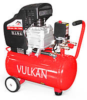 Компрессор воздушный VULKAN IBL 24B 1,8 кВт 24 л 190 л/мин