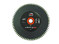 Диск алмазный универсальный Vulkan ZY-F230 230*22,23 мм турбо-волна