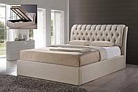 """Кровать с подъемным механизмом 1,6 """"Кэмерон"""" (брокард)"""