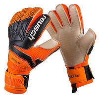 Вратарские перчатки Latex Foam REUSCH 8, Оранжевый