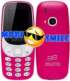 Телефон Aelion A300 Purple Гарантия 12 месяцев
