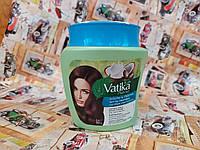 Маска Дабур Ватика для тонких и редких волос Объем и густота Dabur Vatika, 500г