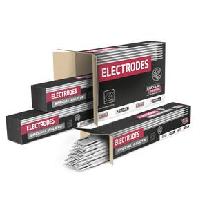 Зварювальні електроди Nichroma 160 AWS E309Mo-26 LINCOLN ELECTRIC