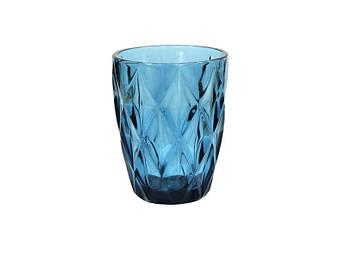 Синій склянку Смарагд 250мл