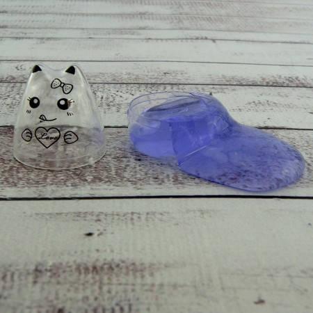 Лизун слайм Жвачка для рук Кот, фото 2