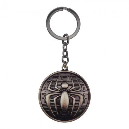 Брелок для ключей СГМ 5005 лого Spiderman