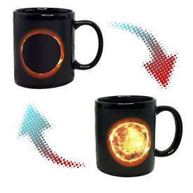 Чашка-хамелеон Затемнення