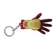 Брелок для ключей СГМ 5012 объемный Рука Железного человека, фото 3