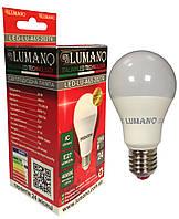 Лампа LED A65-20W-E27-4000K 1800Lm LU-A65-20274 (100шт/ящ) (24міс.гарантії)  TM LUMANO