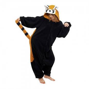 Пижама кигуруми Красная Панда XL, фото 2