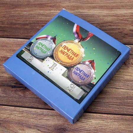 Медаль подарочная укр Випускник дитячого садка, фото 2